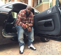 Rick Ross purchases 2014 Rolls-Royce Wraith