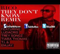 Rico Love - They Don't Know (Remix) (Feat. Ludacris, Trey Songz, Tiara Thomas, T.I. & Emjay)