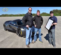 Ride Of The Week  Hennessey's Venom G Is Faster Than A Bugatti Veyron! World's Fastest Car Hitting S
