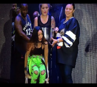 Rihanna Ice Bucket Challenge With Eminem! (HD) # ALS Ice Bucket Challenge!