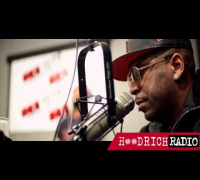 ROCKO on Hoodrich Radio with DJ SCREAM