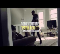 "Rome Fortune - ""Payin for It"" (Feat. JunglePussy & Relly Jade) Official Video"
