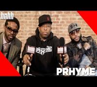 "Royce Da 5'9"", DJ Premier & Adrian Younge Break Down Their ""PRhyme"" Project"