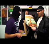 RUFFNECKS SHOUT OUT #2 Blokkmonsta und Schwartz (Hirntot)