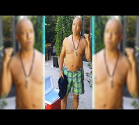 Russell Simmons Challenges the ALS Challenge! - All Def Digital