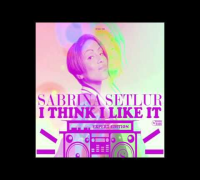 Sabrina Setlur - I think I like it (Sluga & Lindenschmidt Mix) (Official 3pTV)