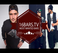 Sadi Gent vs. Samy Deluxe: Most Wanted Bars #10 (16BARS.TV)