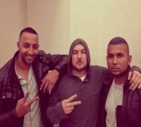 SadiQ & Dú Maroc  zu Gast bei Kool Savas (famefabrik Mannheim)