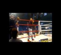 SadiQ  Kickbox-Weltmeisterschaft in Karlsruhe auf SAT.1 ran