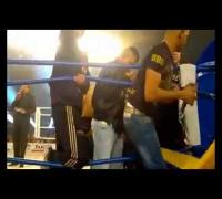 SadiQ  Kickbox-Weltmeisterschaft in München auf SAT.1 ran