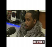 Safaree Discusses Introducing Nicki Minaj to Meek Mill