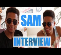 SAM INTERVIEW: Cro, Chimperator, Out4Fame, Festival, Schlagzeug, Gitarre, Denzel Washington, Vespa