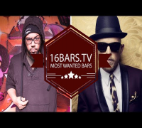 Samy Deluxe vs Jan Delay: Most Wanted Bars #2 (16BARS.TV)