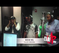 Santos x TriggaWanna X Caliba X Reese Rell - Cosmic Kev Come Up Show Freestyle (2014 Video)