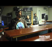 SCHOOLBOY Q vs DJ WHOO KID on the WHOOLYWOOD SHUFFLE