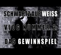 SCHWARTZ AUF WEISS Vlog 2 - Das Gewinnspiel