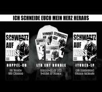 Schwartz - Schwartz auf Weiss / Schwartze Seite (Videosnippet)
