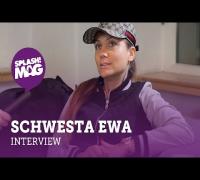 """Schwesta Ewa über Marteria, harte Themen auf """"Kurwa"""" & Liebe im Rotlichtbusiness (splash! Mag TV)"""