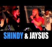 SHINDY & JAYSUS VERTRAGEN SICH - LIVE mit MOTRIP, JOKA, EKO FRESH - TV STRASSENSOUND