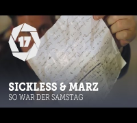 Sickless & Marz - splash! 17 Samstag