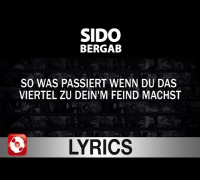 Sido - Bergab Lyrics
