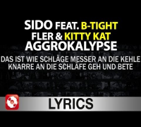 Sido feat. B-Tight, Fler, Kitty Kat - Aggrokalypse Lyrics