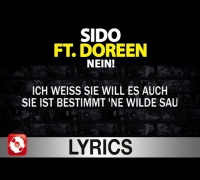 Sido feat. Doreen - Nein! Lyrics
