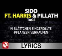 Sido feat. Harris & Pillath - Tage wie diese Lyrics