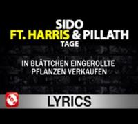 Sido feat. Harris & Pillath - Tage wie diese Lyrics