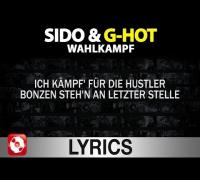 Sido & G-Hot - Wahlkampf Lyrics