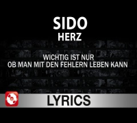 Sido - Herz Lyrics