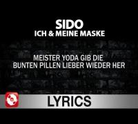 Sido - Ich & meine Maske Lyrics