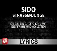 Sido - Strassenjunge Lyrics