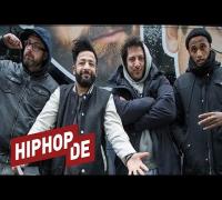 Sido, Teddy & Fahri im Tourbus: Halbe Brüder & halber Mann (Rooz) #waslos