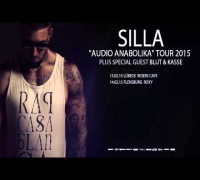 SILLA - AUDIO ANABOLIKA (OFFIZIELLES SNIPPET) MIXED BY DJ PERIAL
