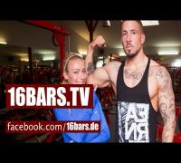 Silla und Visa Vie beim Fitnesstraining (16BARS.TV)