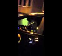 Sinan-G im Auto mit Eko Fresh