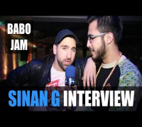 "SINAN G INTERVIEW: ""ICH FICK ALLE!"" - KIM GLOSS - BABO JAM - TV STRASSENSOUND"
