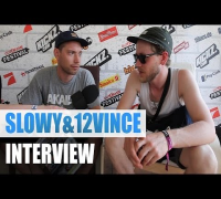 SLOWY&12VINCE INTERVIEW über ULTIMA RADIO, OUT4FAME, GRAFFITI
