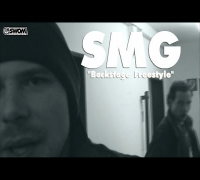 SMG Backstage Freestyle @ Hamburger Hill Video Dreh 2002