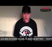 SNAK - SHOUT - OUT4FAME FESTIVAL 2014