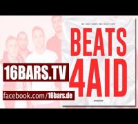 Snippet: Abaz, Cubeatz, Joshimixu, Jumpa, KD-Beatz & X-Plosive - Beats 4 Aid (16BARS.TV)