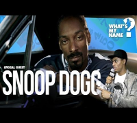 Snoop Dogg aka Snoop Lion Plays The Famous Hip-Hop Game Show - What's My Name? Episode 53