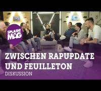 splash! Mag Diskussion - HipHop-Journalismus zwischen RapUpdate und Feuilleton