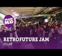 splash! Mag Session im #miadidasstudio - Retrofuture Jam Recap
