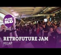 splash! Mag Session im #miadidasstudio - Retrofuture Jam Recap