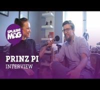splash! Mag TV: Prinz Pi über seine Fans, seine Entwicklung und seinen Hund