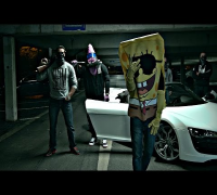 SpongeBOZZ - No Cooperacion Con La Policia ►Planktonweed Tape 20.03.2015◄ prod. by Digital Drama