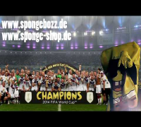 SpongeBOZZ - WELTMEISTER 2014 (prod by Digital Drama) - WM Song Deutschland 2014