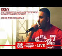 SSIO - E.T.S.U.M.L / SCHON WIEDER SONNTAG - LIVE at the Out4Fame Festival 2014 - RAP4AID